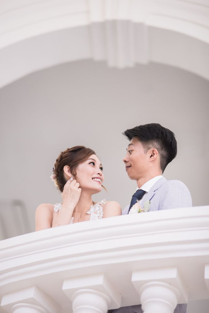 Pre-wedding - Weison & Olivia by A Merry Moment - 010