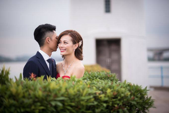 Pre-wedding - Weison & Olivia by A Merry Moment - 022
