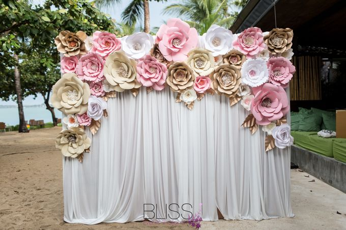 Wedding at W Koh Samui by BLISS Events & Weddings Thailand - 002