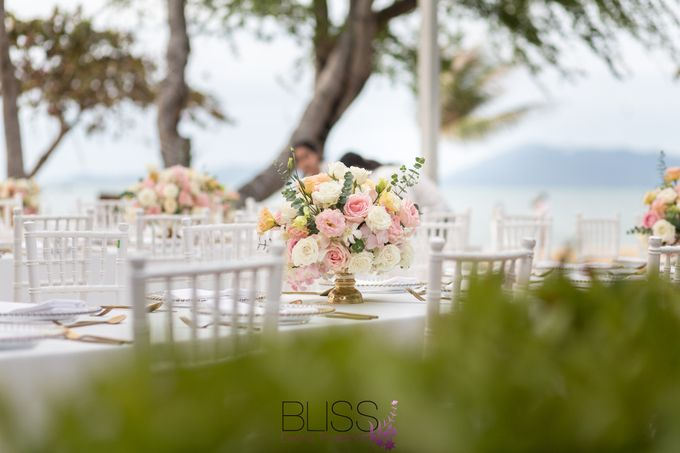 Wedding at W Koh Samui by BLISS Events & Weddings Thailand - 004