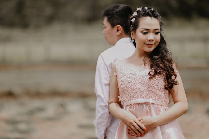 Prewedding Hendri & Ribka by WS Photography - 044