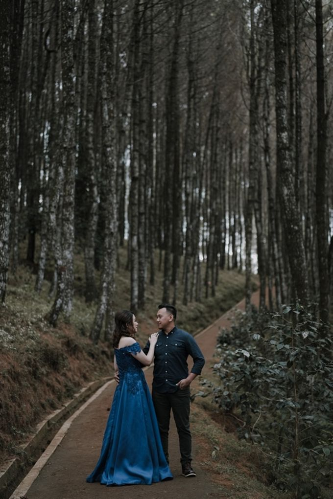 Prewedding of Agung & Felicia by WS Photography - 011
