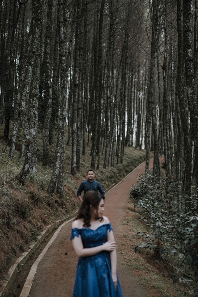 Prewedding of Agung & Felicia by WS Photography - 012