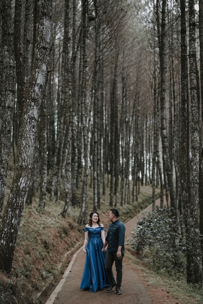 Prewedding of Agung & Felicia by WS Photography - 014