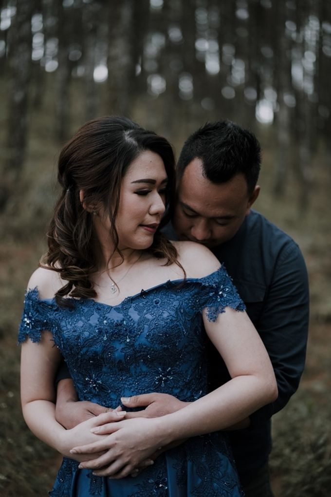 Prewedding of Agung & Felicia by WS Photography - 016