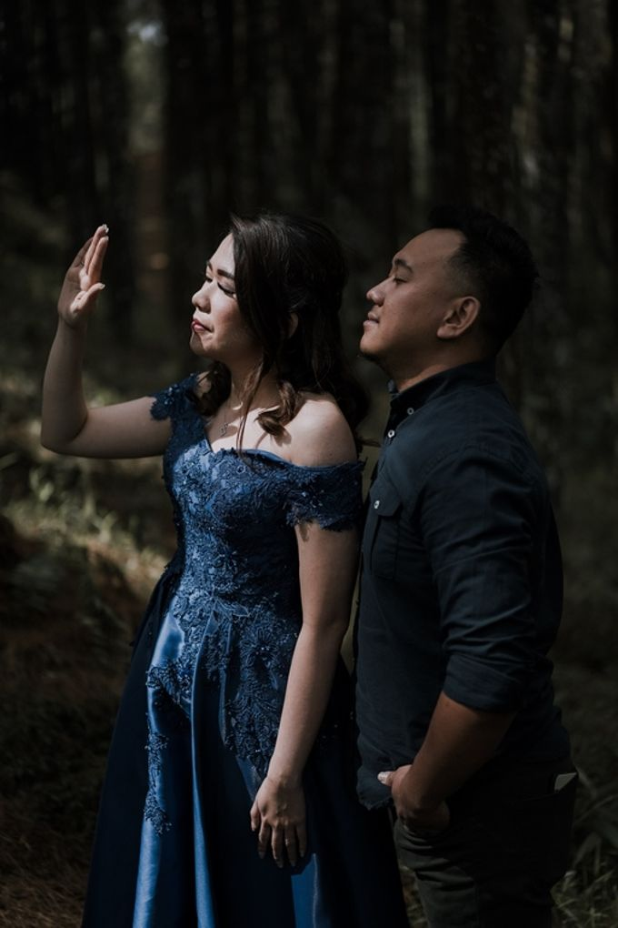 Prewedding of Agung & Felicia by WS Photography - 022