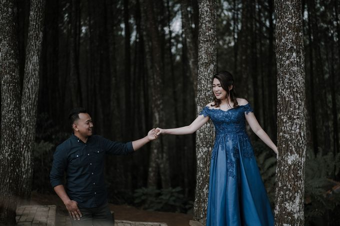 Prewedding of Agung & Felicia by WS Photography - 023