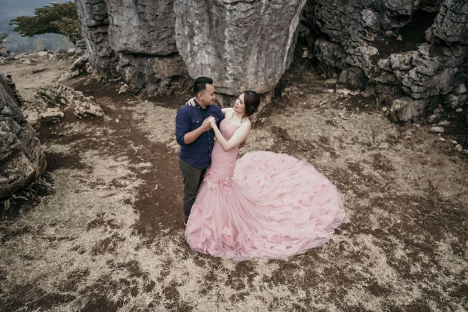 Prewedding of Agung & Felicia by WS Photography - 027