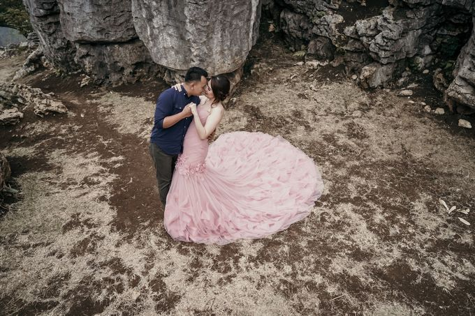 Prewedding of Agung & Felicia by WS Photography - 028