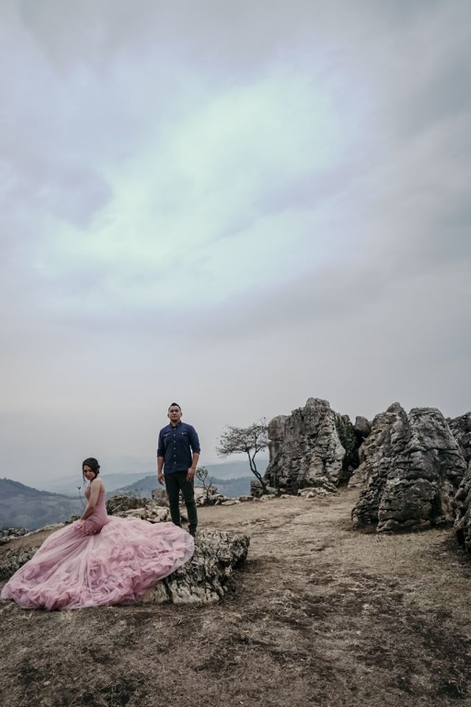 Prewedding of Agung & Felicia by WS Photography - 032