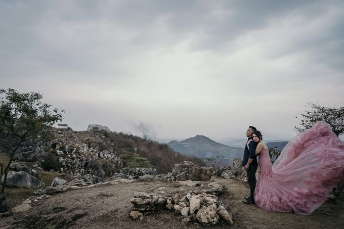Prewedding of Agung & Felicia by WS Photography - 035