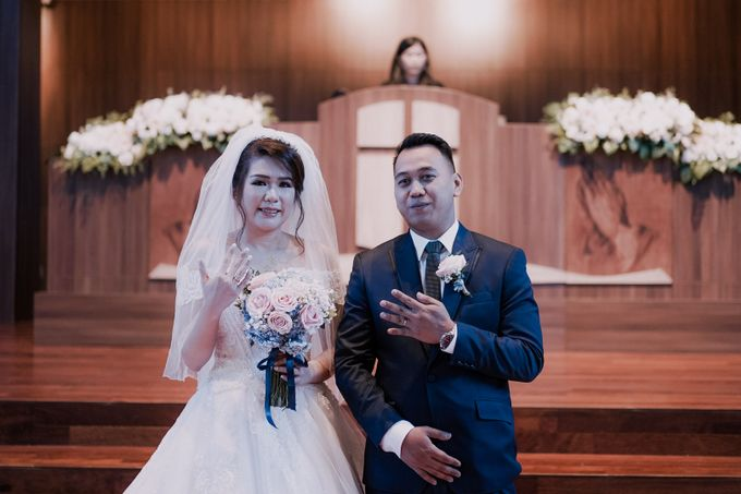Wedding Agung & Felicia by WS Photography - 017