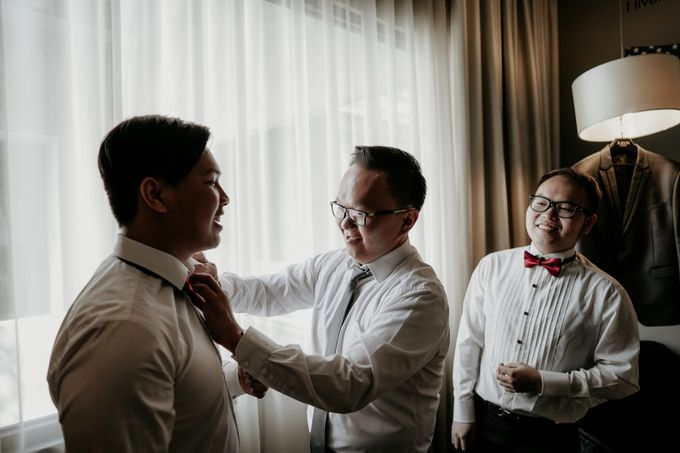Wedding of Sean & Axel by WS Photography - 030