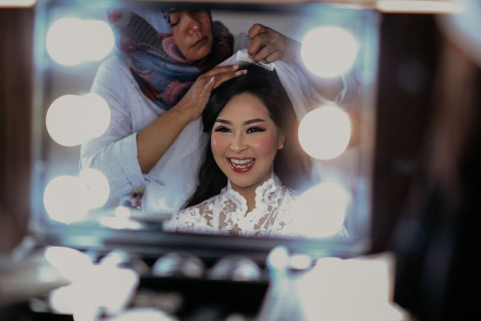 The Wedding of Brian & Kartika by WS Photography - 007