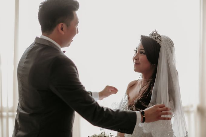 The Wedding of Brian & Kartika by WS Photography - 034