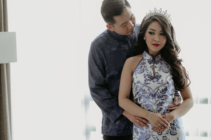 The Wedding of Brian & Kartika by WS Photography - 042