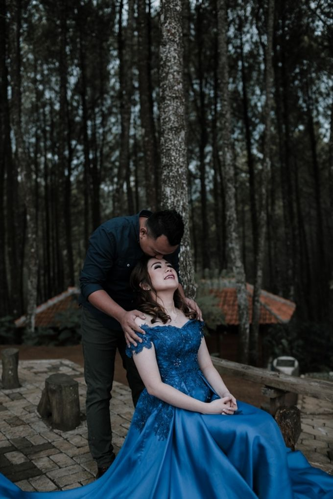 Prewedding of Agung & Felicia by WS Photography - 047