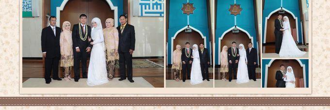 Wedding mustika & Fauzha  by RQ Photography - 007