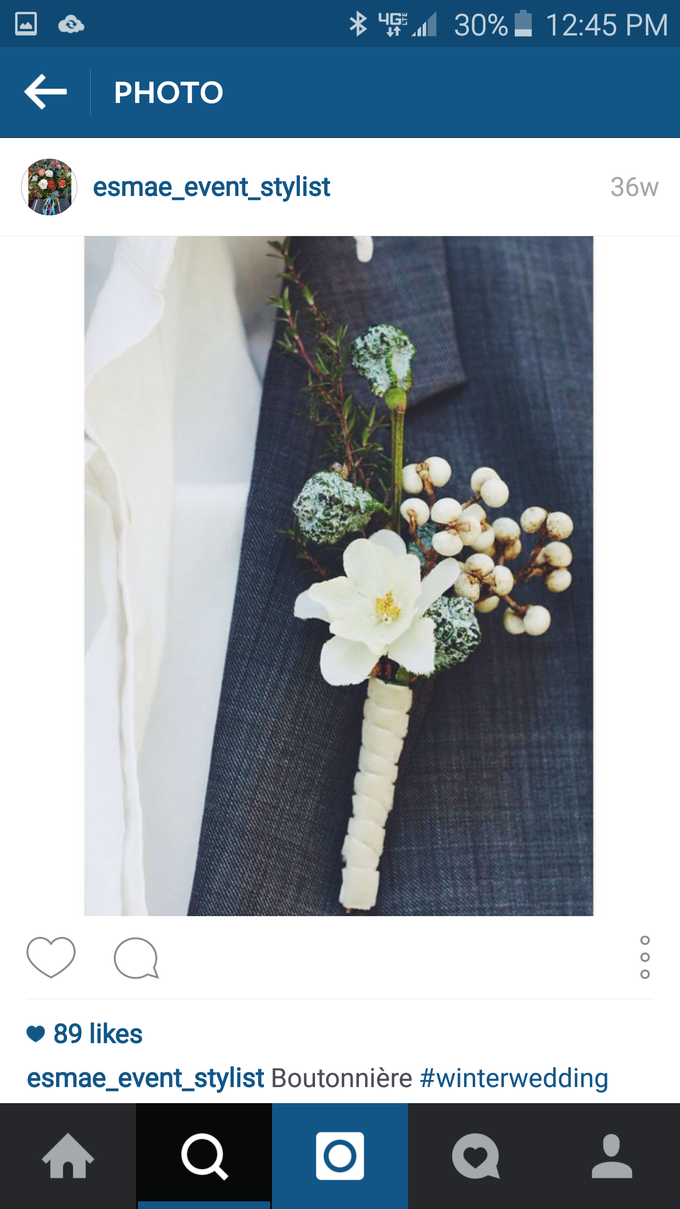 Winter Session by Esmae Event Floral Design - 005