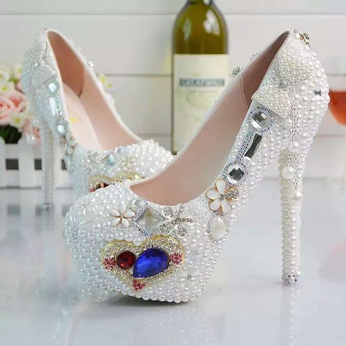 WEDDING SHOES by TIANXI TRADING PTE LTD - 005