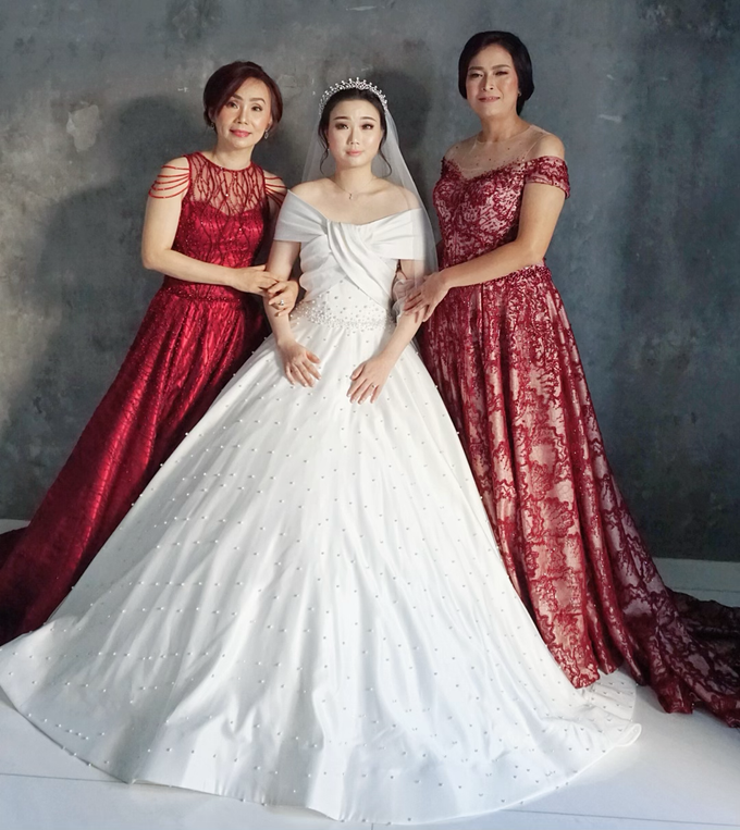 Wedding Albert & Liusvina by WuSisters by Vero Wu - 001