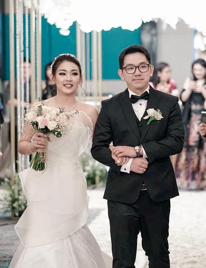 Wedding Heaven & Stephanie by WuSisters by Vero Wu - 001