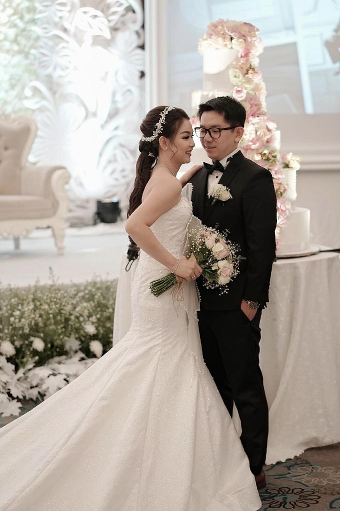 Wedding Heaven & Stephanie by WuSisters by Vero Wu - 003