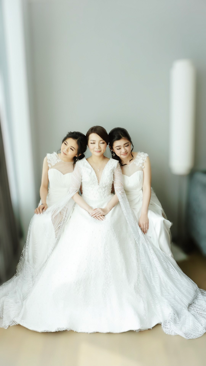 Wedding Alfin & Khanti by WuSisters by Vero Wu - 006