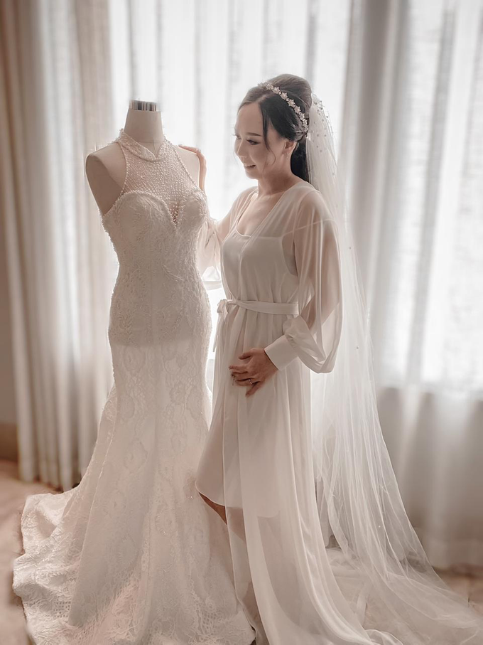 Wedding Vina & Andrew  by WuSisters by Vero Wu - 003