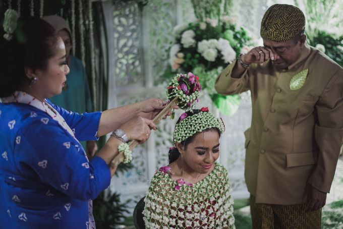 Andre & Wulan Wedding Day by Wong Akbar Photography - 006