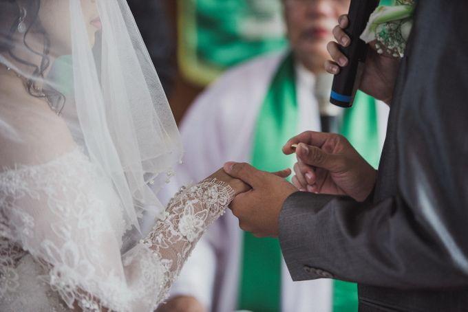 Andre & Wulan Wedding Day by Wong Akbar Photography - 029