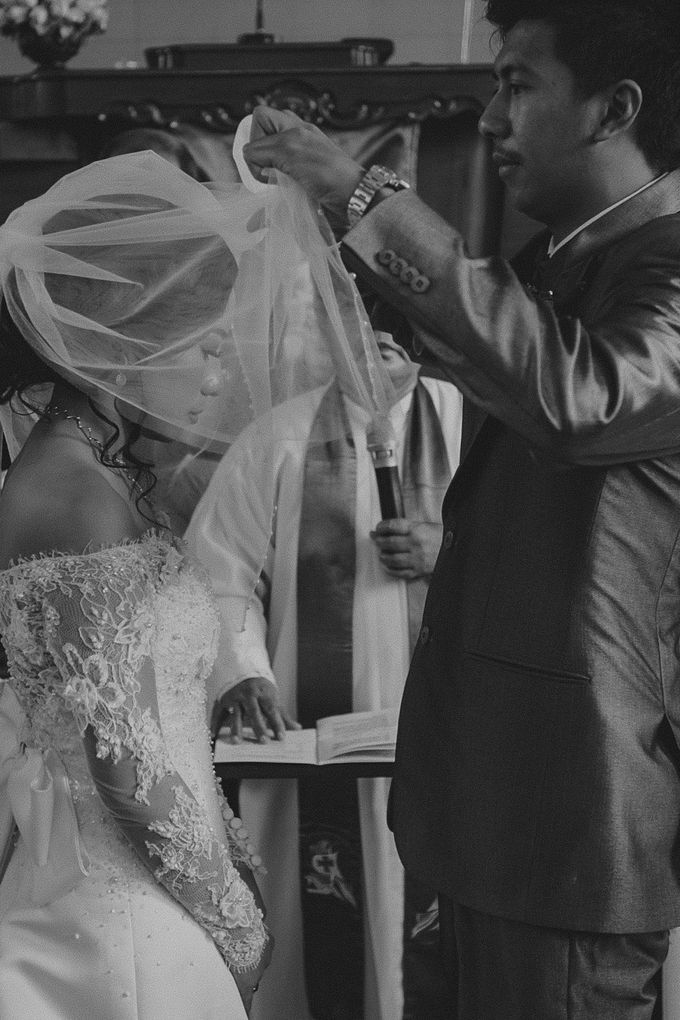 Andre & Wulan Wedding Day by Wong Akbar Photography - 030