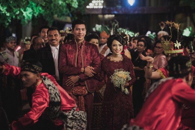 Andre & Wulan Wedding Day by Wong Akbar Photography - 035
