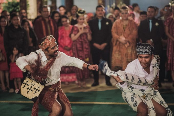 Andre & Wulan Wedding Day by Wong Akbar Photography - 036