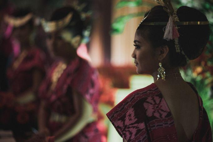 Andre & Wulan Wedding Day by Wong Akbar Photography - 038