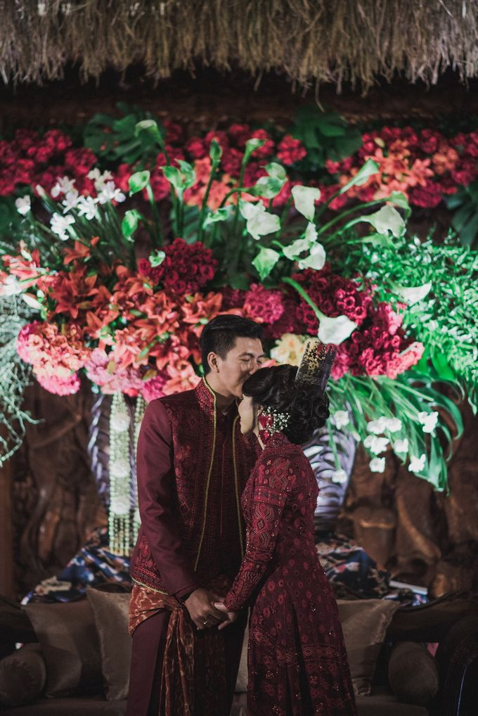 Andre & Wulan Wedding Day by Wong Akbar Photography - 041