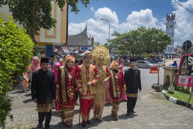 Niko + Lisa Kota Bukittinggi by RAP Wedding - 003