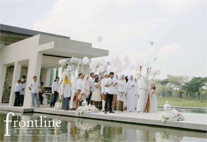 The Wedding of Wildan & Via by Ciputra Golf, Club, & Resto - 002