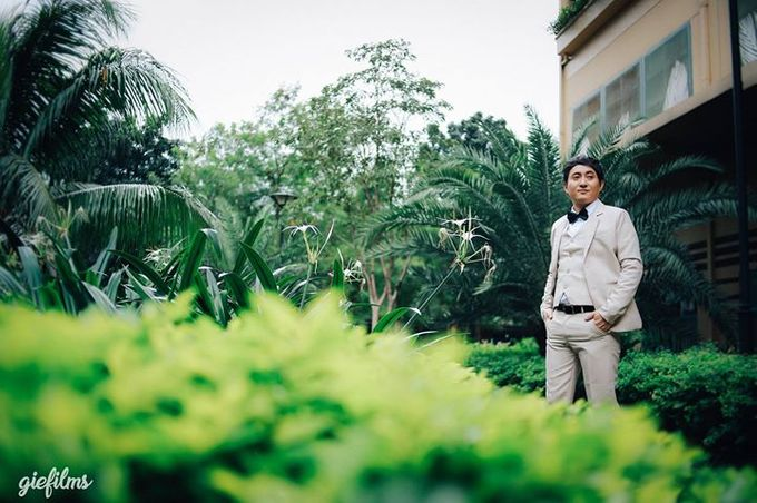 Jin & Marie / Wedding Highlights by Gie Films - 014