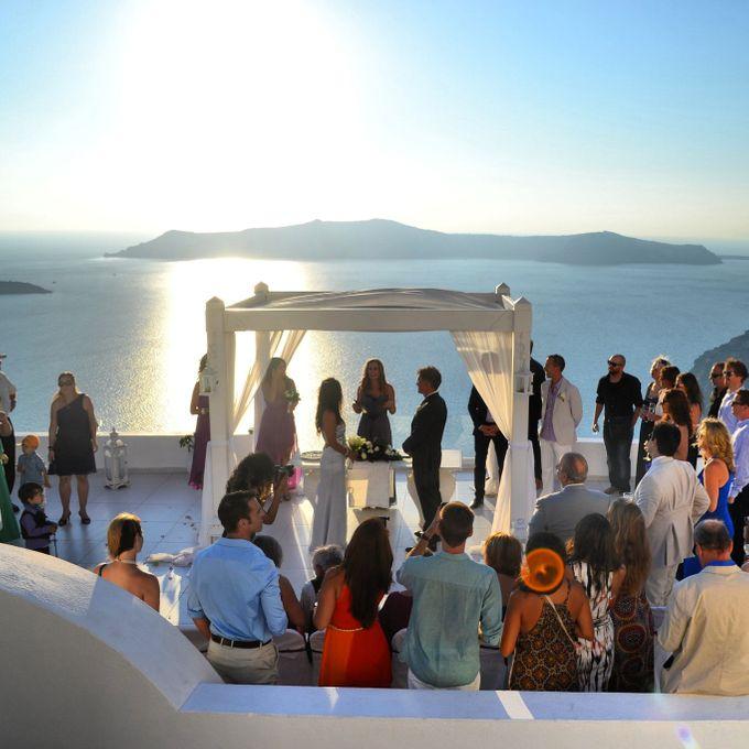 Destination Weddings In Greece by Joanna Loukaki Weddings and Events - 006