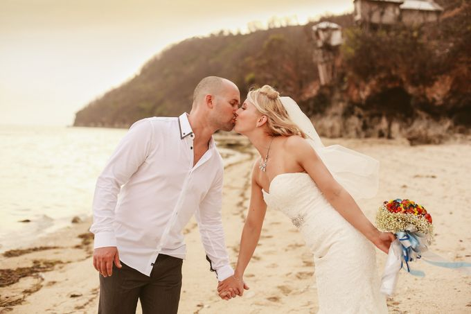 Clare and Brad 24 August 2016 by Easy Indonesia Weddings - 004