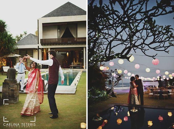 Sadhvi and Fredrik by Easy Indonesia Weddings - 003