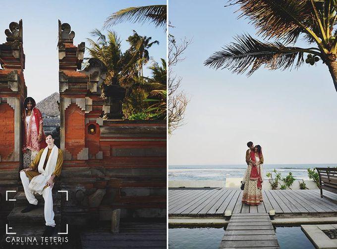 Sadhvi and Fredrik by Easy Indonesia Weddings - 005