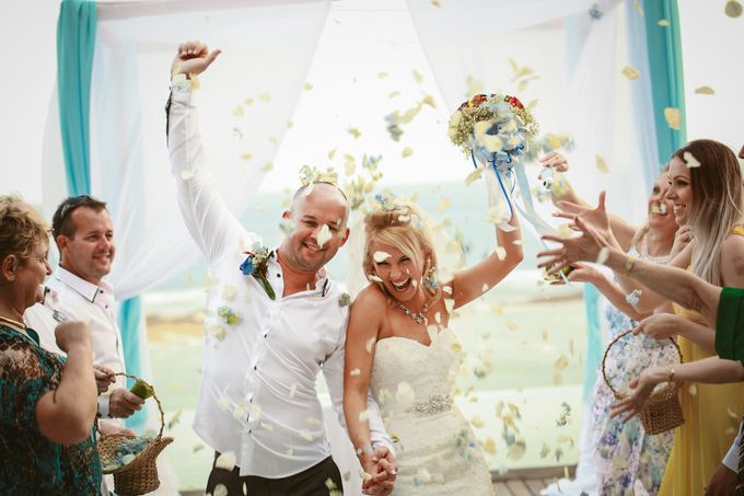 Clare and Brad 24 August 2016 by Easy Indonesia Weddings - 003