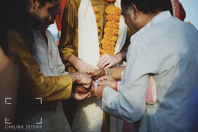 Sadhvi and Fredrik by Easy Indonesia Weddings - 006
