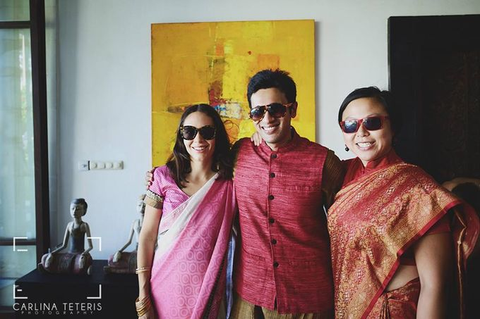 Sadhvi and Fredrik by Easy Indonesia Weddings - 002