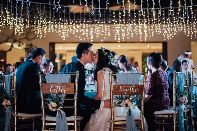 The Wedding of Joseph  & Amy by Bali Yes Florist - 016