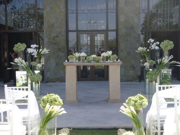 Simple Decorations by d'Oasis Florist & Decoration - 008
