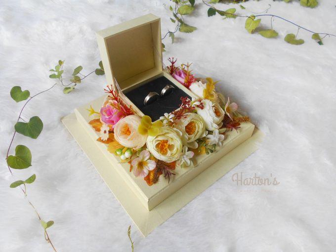 Ring Box by Harton's Creative House - 008