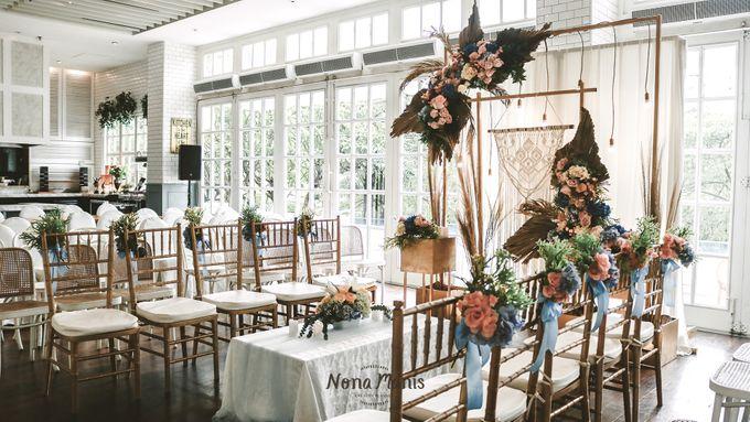 Tasha & Willie Engagement Decoration by Nona Manis Creative Planner - 002